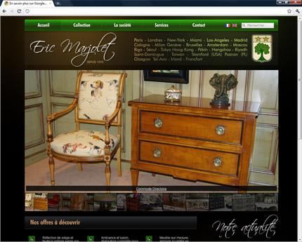Copie meubles anciens annuaire des r f rences clients mc c for Copie meuble ancien