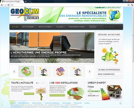 Géoclim Loire - Energies renouvelables