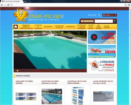 Ventes de pvc armé et liner pour piscines. Pose de PVC  et rénovation de piscines sur toute la France pour les particuliers et les professionnels.