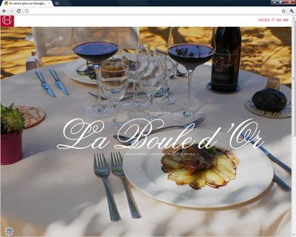 Restaurant La Boule d'Or à Feurs