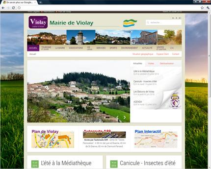 Mairie de Violay