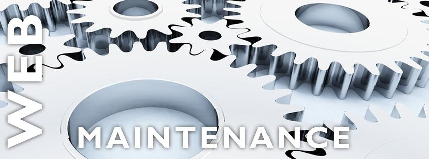 Maintenance de site web